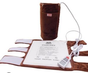 电热针刺棉应用于护具