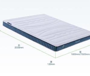 远红外针刺棉应用于床垫