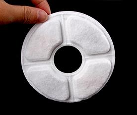 宠物饮水机过滤棉可用于宠物饮水机