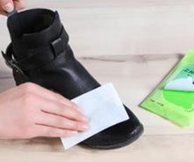 印花无纺布用于擦鞋布