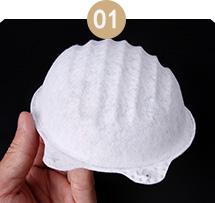 口罩针棉不易定型?