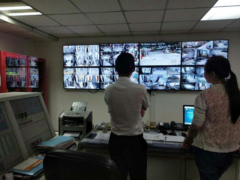 北科大厦控制室