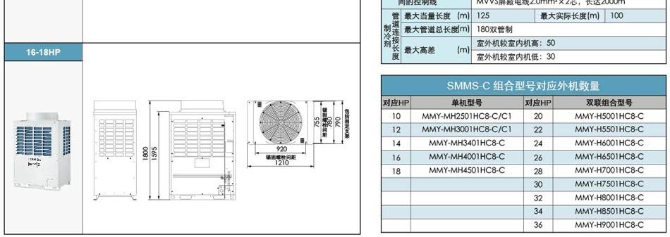 写字楼办公室东芝变频中央空调5