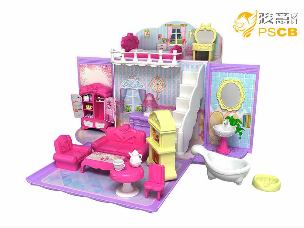 过家家玩具设计案例