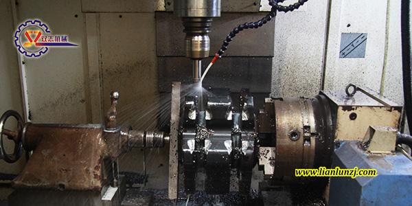 链轮组件加工流程