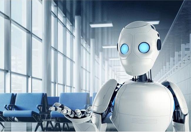 人工智能机器人集团考察