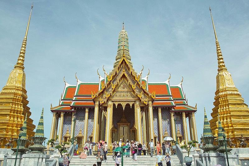 泰国建筑考察