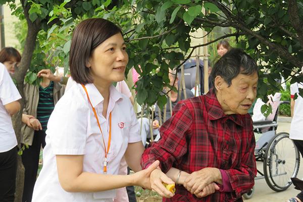 台湾养老考察