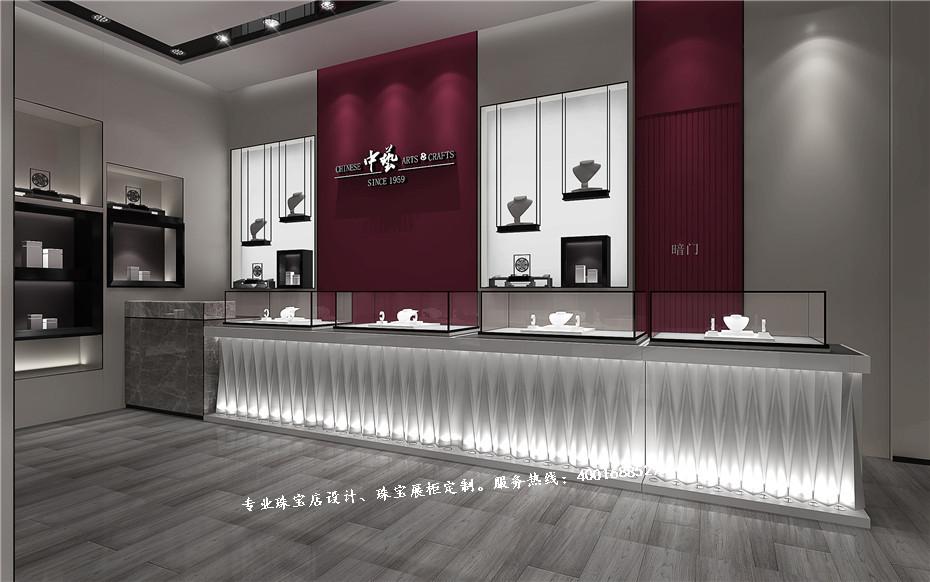 珠宝店设计公司