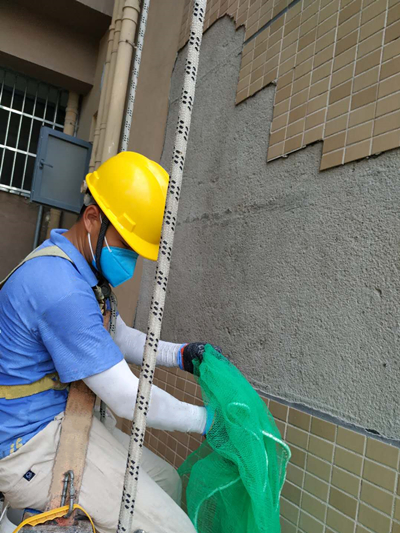 外墙堵漏防水