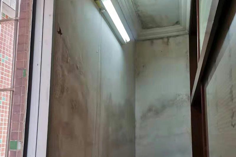 外墙渗漏水