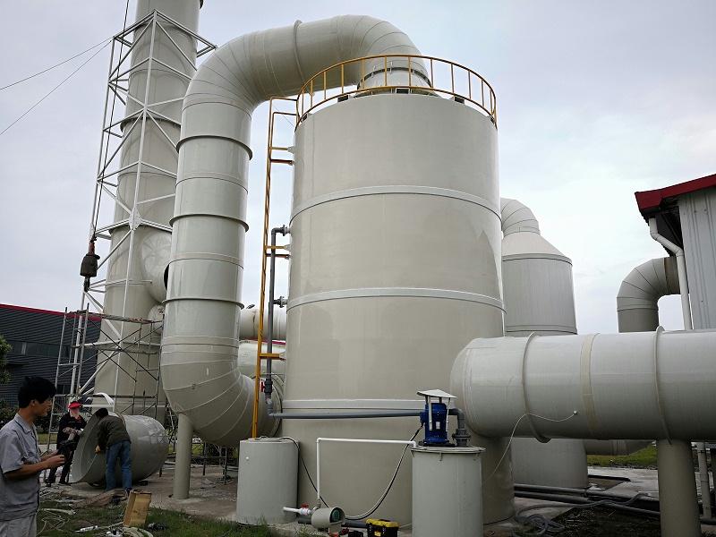 废气装备行业将加速洗牌