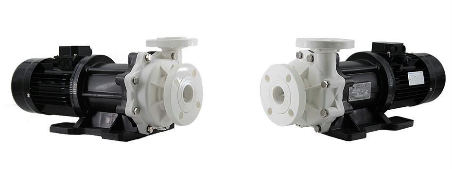 FRPP耐酸碱工程塑料磁力泵