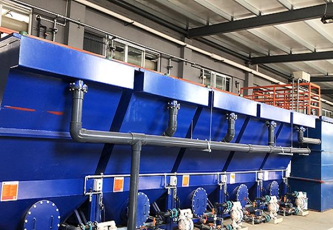 工业污水处理设备及耐腐蚀泵
