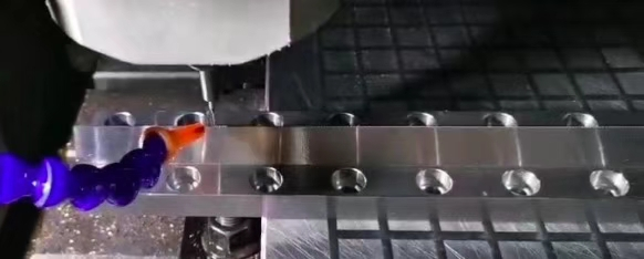 熔喷布模具精雕机