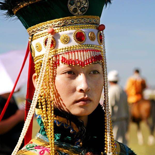 蒙古族头饰
