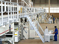 纸板生产线200150