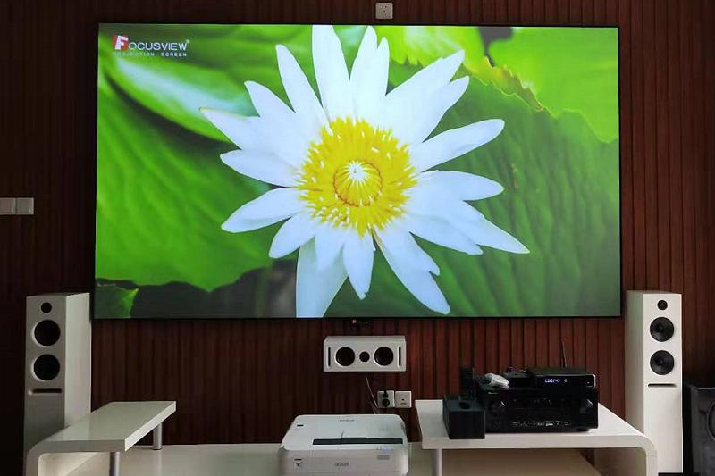 激光电视自己可以安装吗