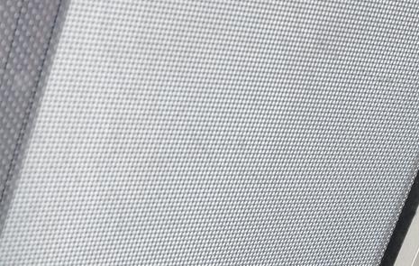 X118斷橋金鋼網一體窗細節