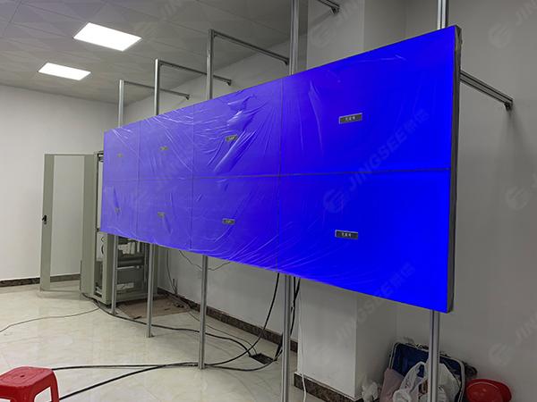 如何正确的安装液晶拼接屏