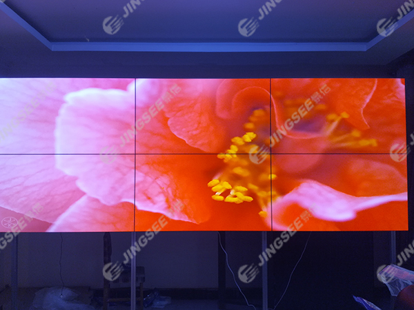 液晶拼接屏系统_社会多元化的信息窗口