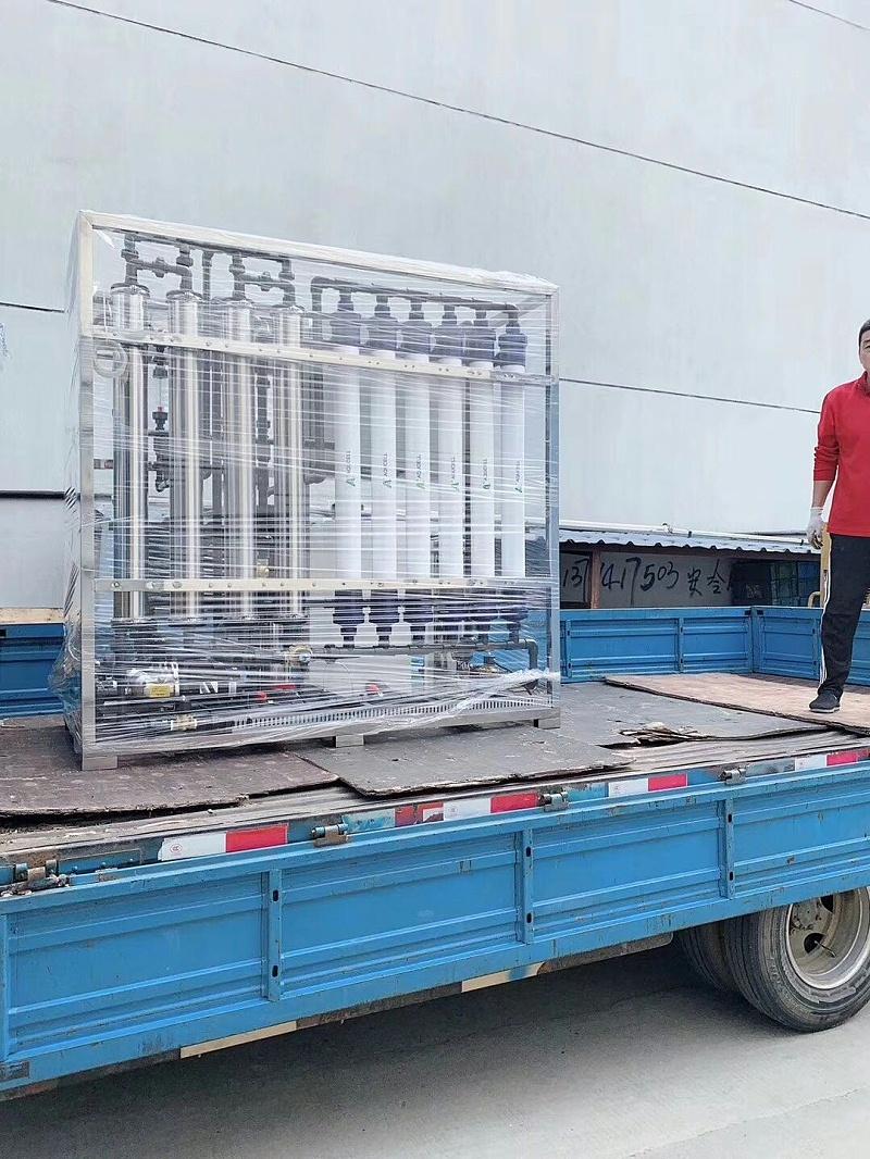 二级反渗透+EDI纯化水设备厂家