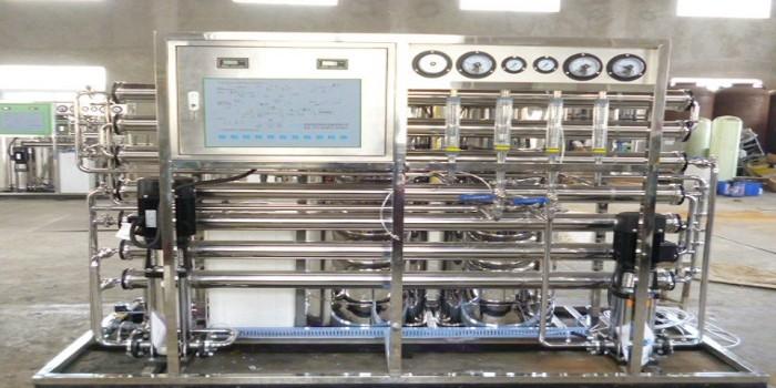 1.5吨二级反渗透纯化水设备