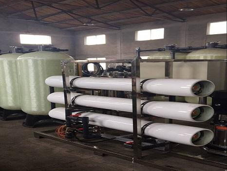 KX1-3000L一级反渗透纯水设备 (5)