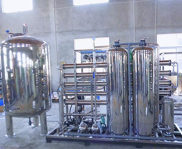 有关GMP认证制药用纯化水设备要求介绍!