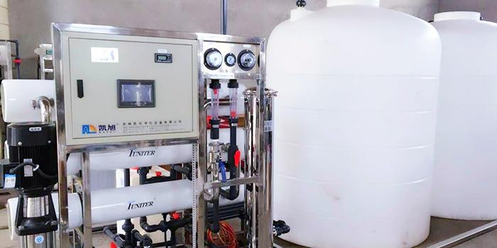 关于反渗透水处理设备,你需要注意的事项?