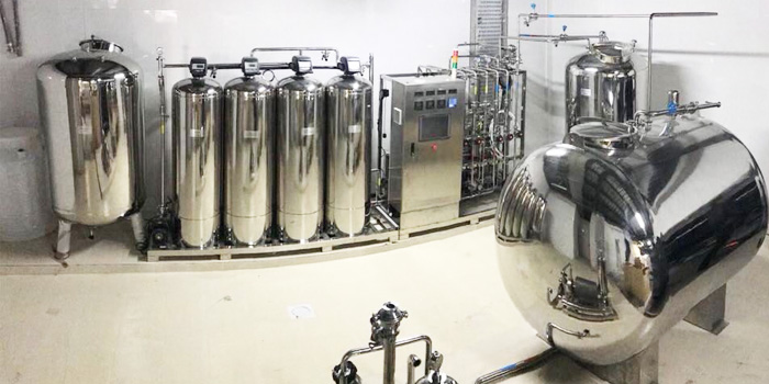 制药纯化水设备的设计要求有哪些?