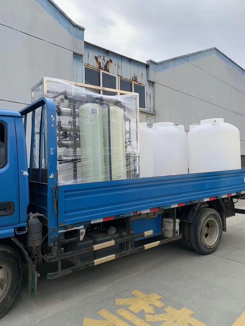 新能源行业高纯水设备