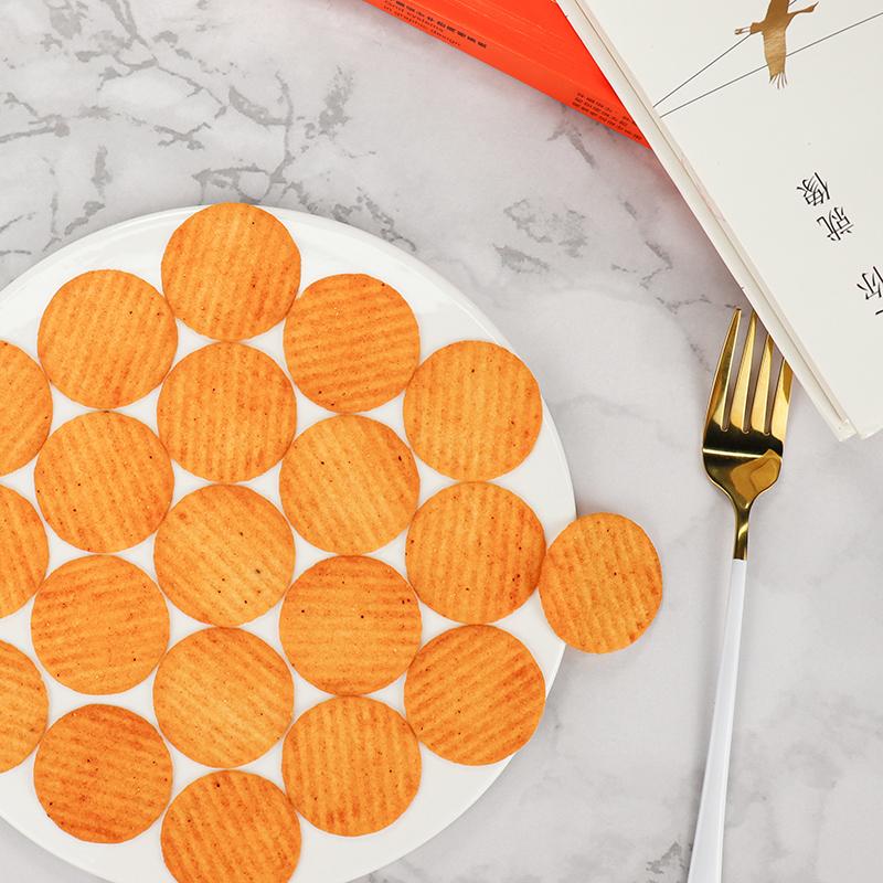 青瓜芥末味燃脆薯片 (3)