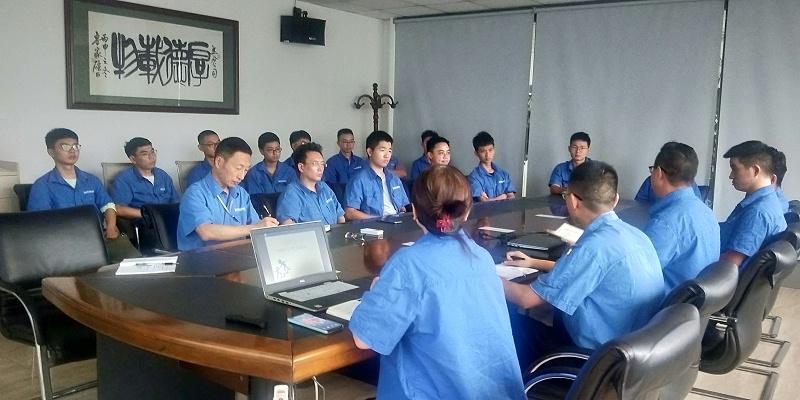 熊谷公司座谈会