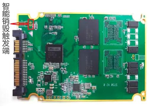 工业级SSD固态硬盘