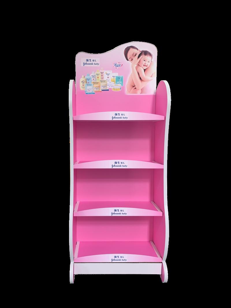 婴儿类纸货架
