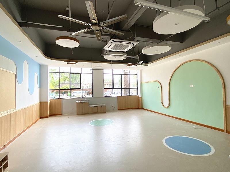 幼儿园教室实景
