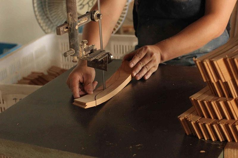 木衣架加工