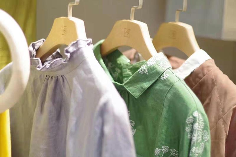 儿童服装店衣架