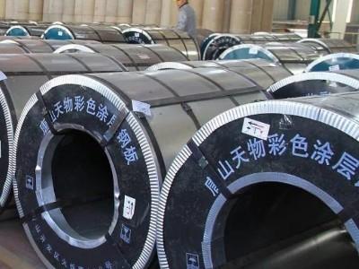 河北铝镁锰彩涂板厂家对铝镁锰彩卷的抗风分析_天物彩板