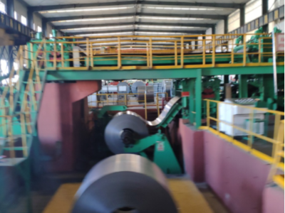 上海彩钢卷生产线