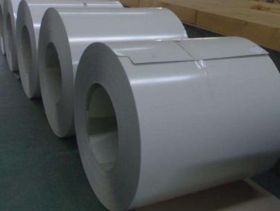 彩钢卷的卷材宽度受力状态_天物粉末喷涂彩板