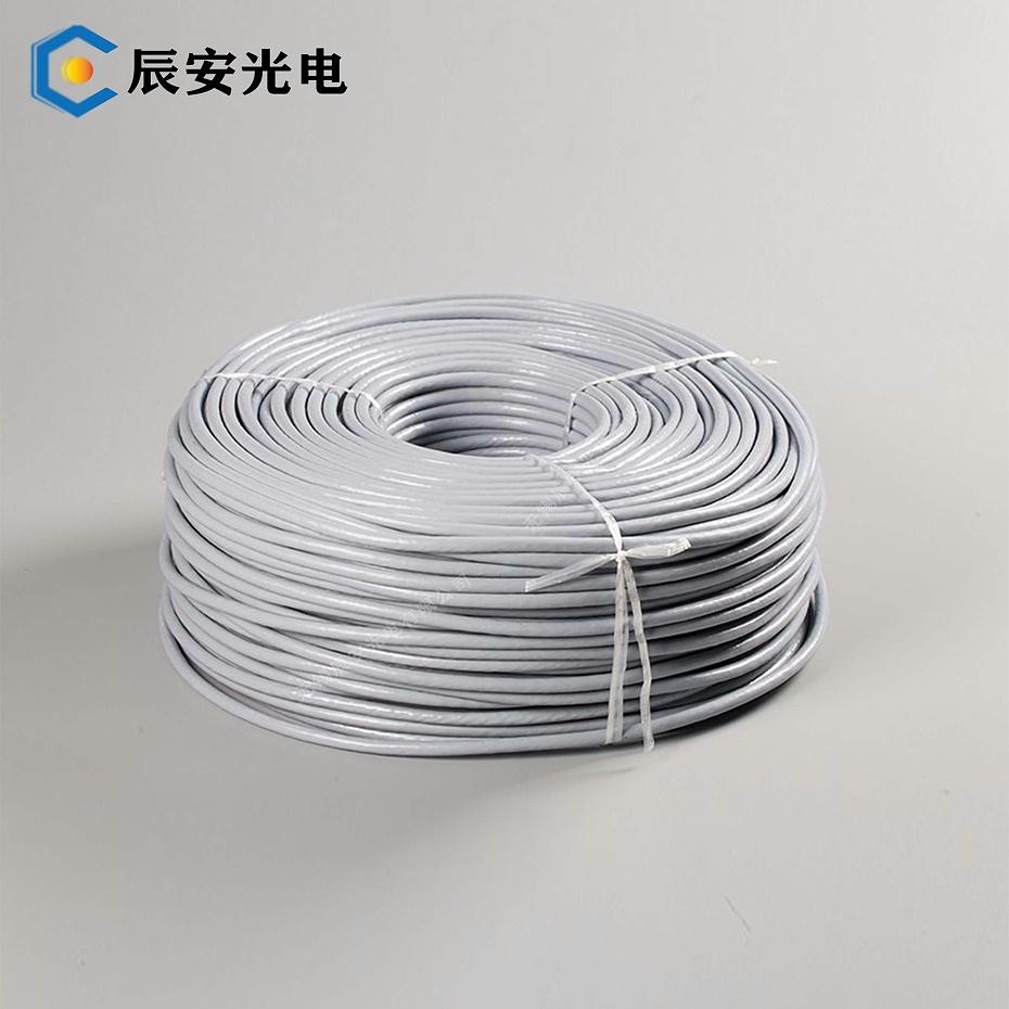 RVVSP铜芯聚氯乙烯绝缘聚氯乙烯护套屏蔽双绞软电缆-辰安线缆 (3)
