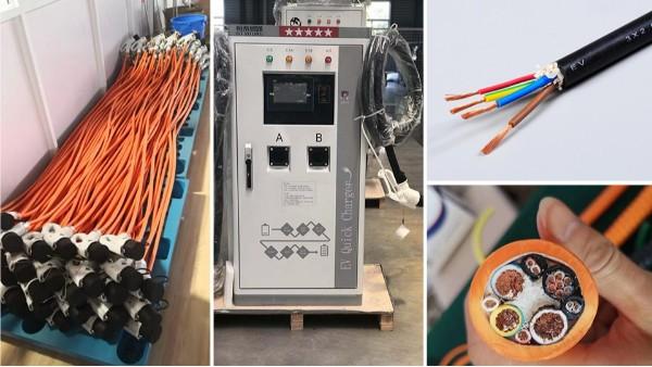 ev新能源汽车充电线-无锡辰安线缆厂家