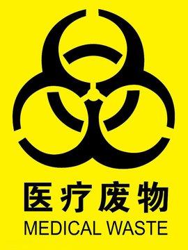 医疗 废弃物标志