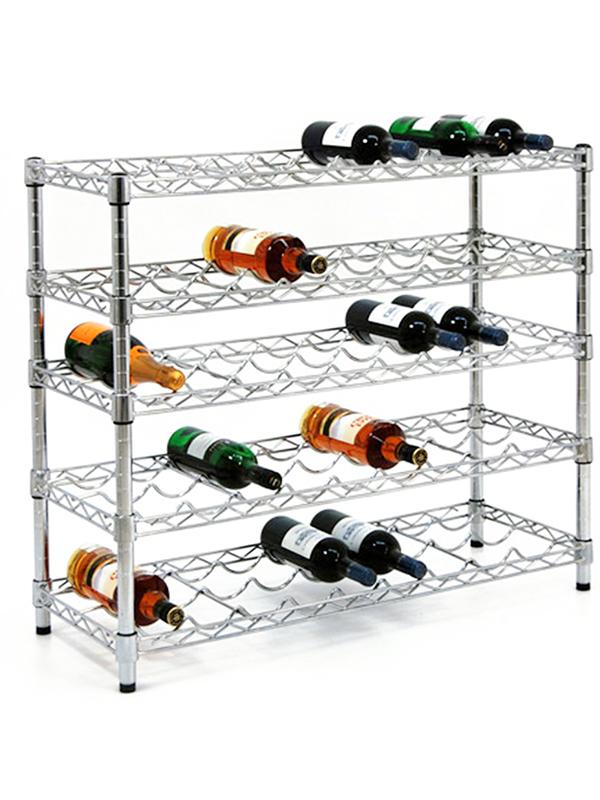 多层红酒展示层架金属防锈红酒储物架DIY铁制工艺红酒储物架产品