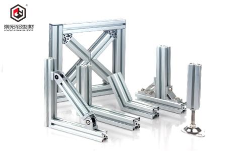 铝型材连接件