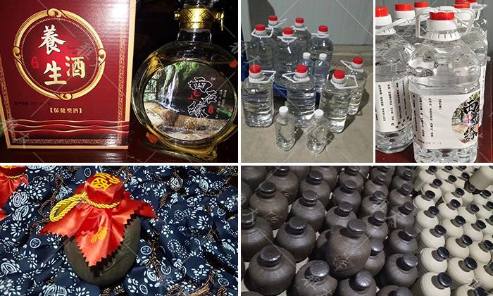 924西石酒业经营的酒类品种丰
