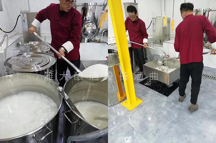 用全自动酿酒设备开体验式酿酒庄园,厂房怎么布局好?