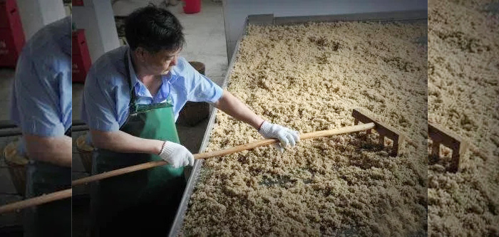 10.10古法大米酿造工艺